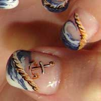ongle decoration styliste ongulaire